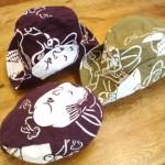 「手ぬぐい」リメイク 帽子(テンガロンハット・ハンチング)を作る。