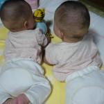 我が家の双子の不思議