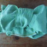 着物 帯 「兵児帯」(ファブリック帯)を作るのは簡単。安くて楽。